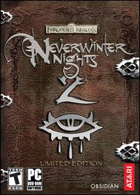 Caratula de Neverwinter Nights 2: Limited Edition para PC