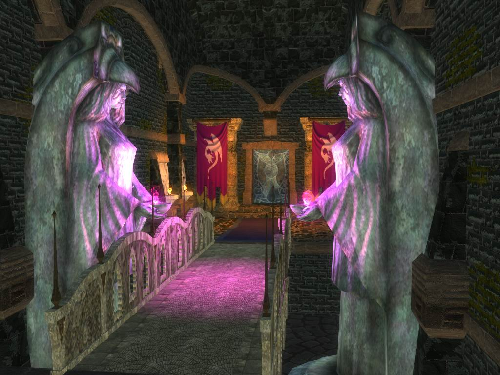 Pantallazo de Neverwinter Nights 2: Mysteries of Westgate para PC