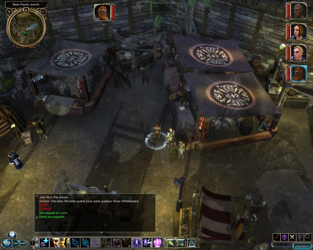 Pantallazo de Neverwinter Nights 2: Storm of Zehir para PC
