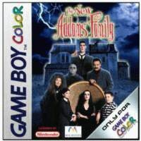 Caratula de New Addams Family Series, The para Game Boy Color