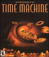 Caratula de New Adventures of the Time Machine, The para PC