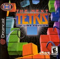 Caratula de Next Tetris: On-Line Edition, The para Dreamcast