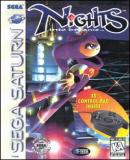 Carátula de NiGHTS Into Dreams...with 3D Control Pad