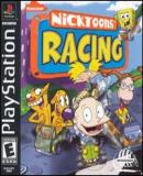 Carátula de NickToons Racing