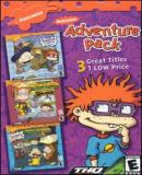 Caratula nº 58503 de Nickelodeon Adventure Pack (200 x 287)