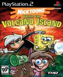 Carátula de Nicktoons: Battle For Volcano Island