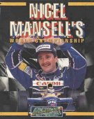 Caratula de Nigel Mansell's World Championship Racing para PC