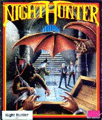 Caratula de Night Hunter para Atari ST