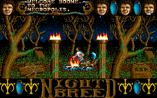 Pantallazo de Nightbreed: The Action Game para PC