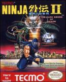 Carátula de Ninja Gaiden II: The Dark Sword of Chaos