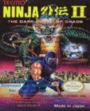Caratula nº 63839 de Ninja Gaiden II: The Dark Sword of Chaos (130 x 170)