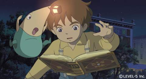 Pantallazo de Ninokuni: The Another World para Nintendo DS