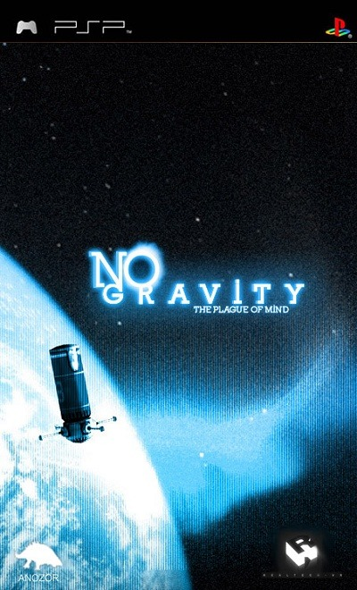 Caratula de No Gravity: The Plague of Mind para PSP