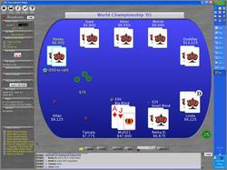 Pantallazo de No Limit Texas Hold'em Tournament Edition para PC