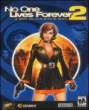 Caratula nº 58690 de No One Lives Forever 2: A Spy in H.A.R.M.'s Way (200 x 283)