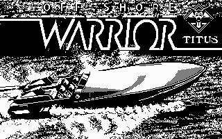 Pantallazo de Off Shore Warrior para PC