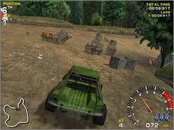 Pantallazo de Off-Road Redneck Racing para PC