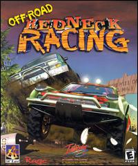 Caratula de Off-Road Redneck Racing para PC