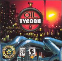 Caratula de Oil Tycoon [Jewel Case] para PC