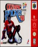 Carátula de Olympic Hockey 98