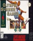 Caratula nº 97070 de Olympic Summer Games (200 x 140)