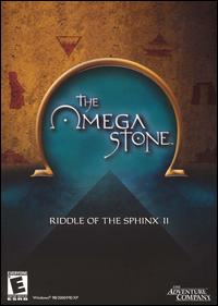 Caratula de Omega Stone: Riddle of the Sphinx II, The para PC
