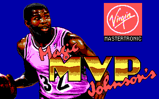 Pantallazo de Omni-play Basketball (a.k.a. Magic Johnson's MVP) para PC