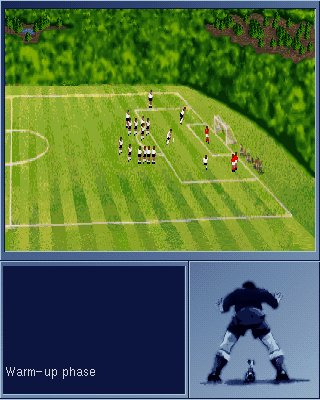 Pantallazo de On The Ball: World Cup Edition (a.k.a. Anstoss: World Cup Edition) para PC