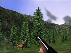 Pantallazo de On the Trail of the Whitetail para PC