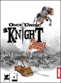 Caratula de Once Upon A Knight para PC
