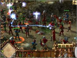 Pantallazo de Once Upon A Knight para PC