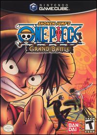 Caratula de One Piece: Grand Battle para GameCube