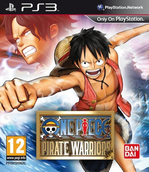 Caratula de One Piece: Pirate Warriors para PlayStation 3