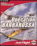Carátula de Operation Barbarossa