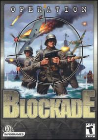 Caratula de Operation Blockade para PC