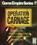 Carátula de Operation Carnage