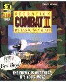 Carátula de Operation Combat II: By Land, Sea and Air