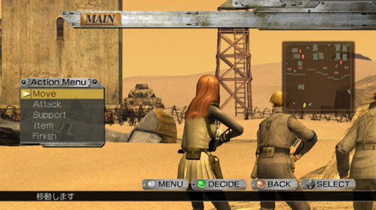 Pantallazo de Operation Darkness para Xbox 360