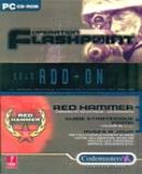 Carátula de Operation Flashpoint: Red Hammer