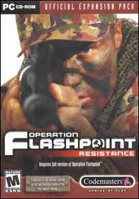 Caratula de Operation Flashpoint: Resistance para PC