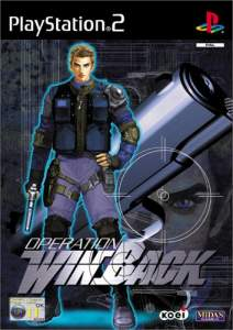 Caratula de Operation Winback para PlayStation 2