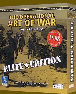 Caratula de Operational Art of War, Vol 1: 1939-1955 -- Elite Edition, The para PC