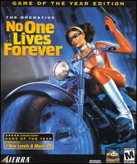 Caratula de Operative: No One Lives Forever -- Game of the Year Edition, The para PC