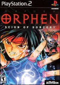 Caratula de Orphen: Scion of Sorcery para PlayStation 2