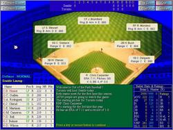 Pantallazo de Out of the Park V2 para PC