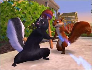 Pantallazo de Over the Hedge para GameCube
