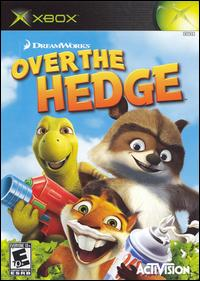 Caratula de Over the Hedge para Xbox