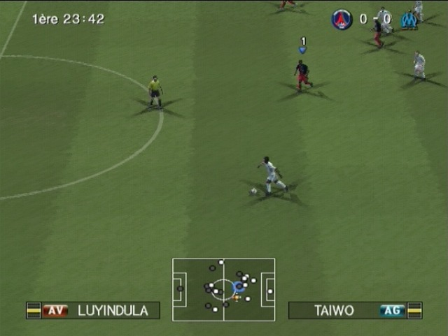 Pantallazo de PES 2008: Pro Evolution Soccer para PlayStation 2