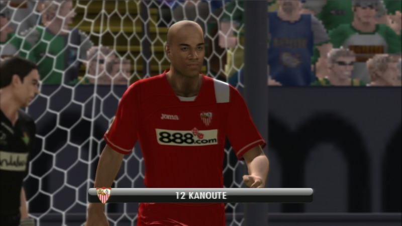 Pantallazo de PES 2008: Pro Evolution Soccer para PlayStation 3