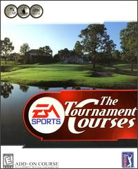 Caratula de PGA Tour Golf: The Tournament Courses para PC